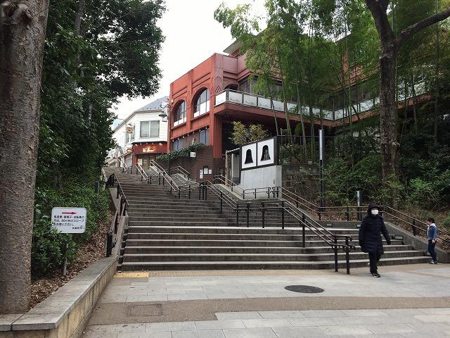 井之頭公園 階段