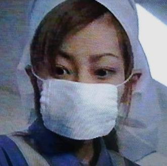 昔のマスク