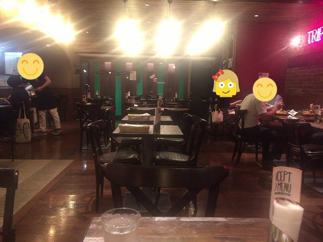 トリッペリア モツーダ 神保町店 店内の様子