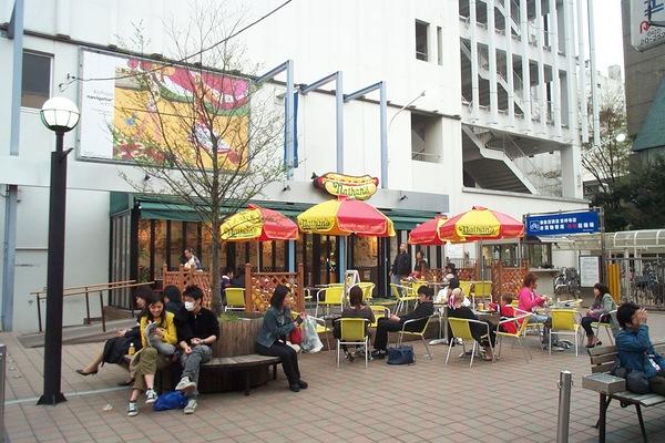 吉祥寺 東急裏のカフェ