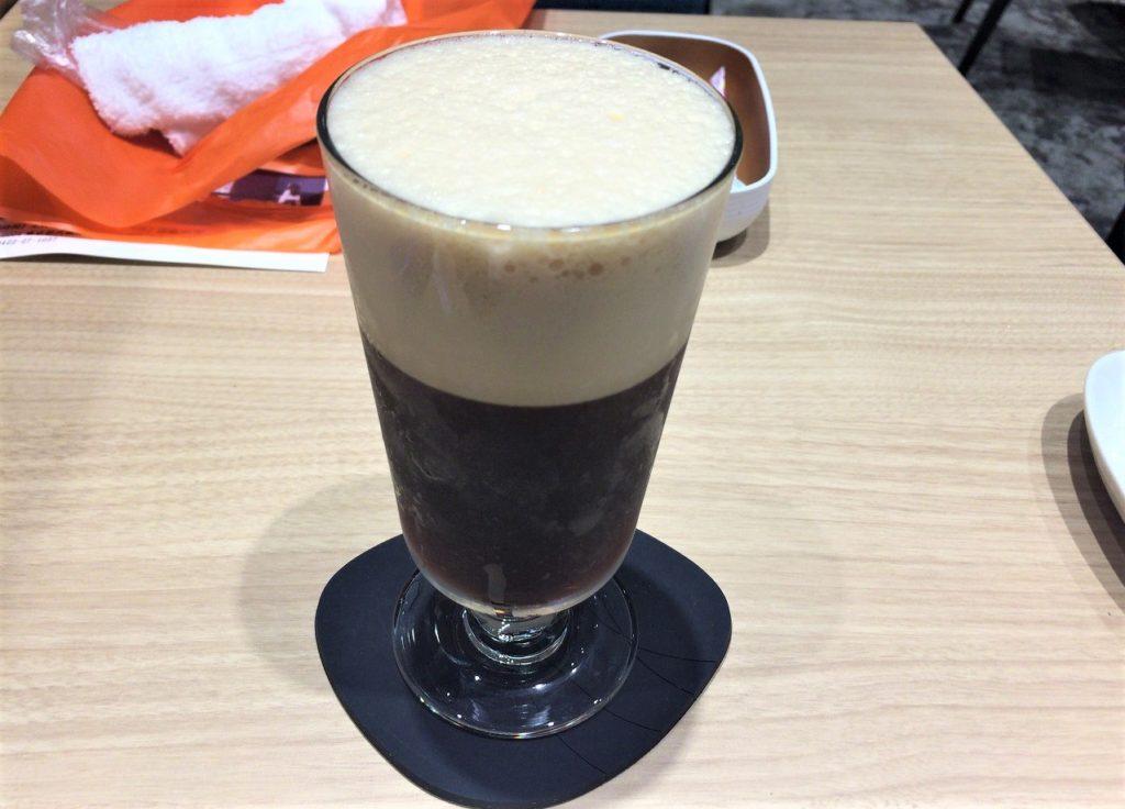 カフェルノアール コールドクレマコーヒー