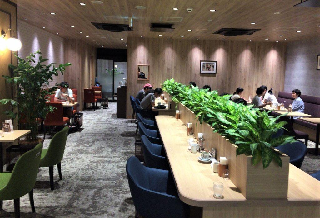 Cafe ルノアール 吉祥寺北口店