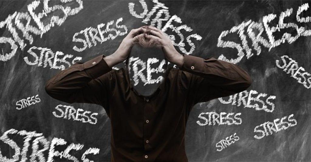生活音が大きい人はストレスが溜まっている