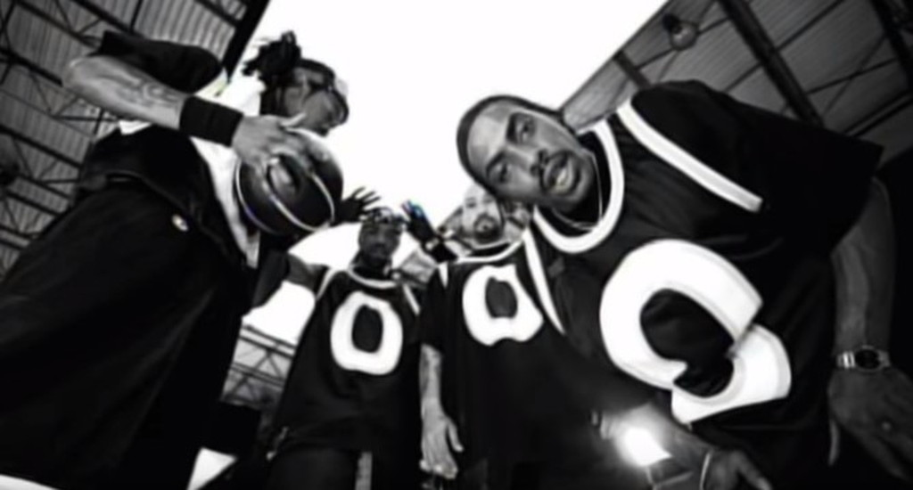 B-Real, Coolio, Method Man, LL Cool J & Busta Rhymes