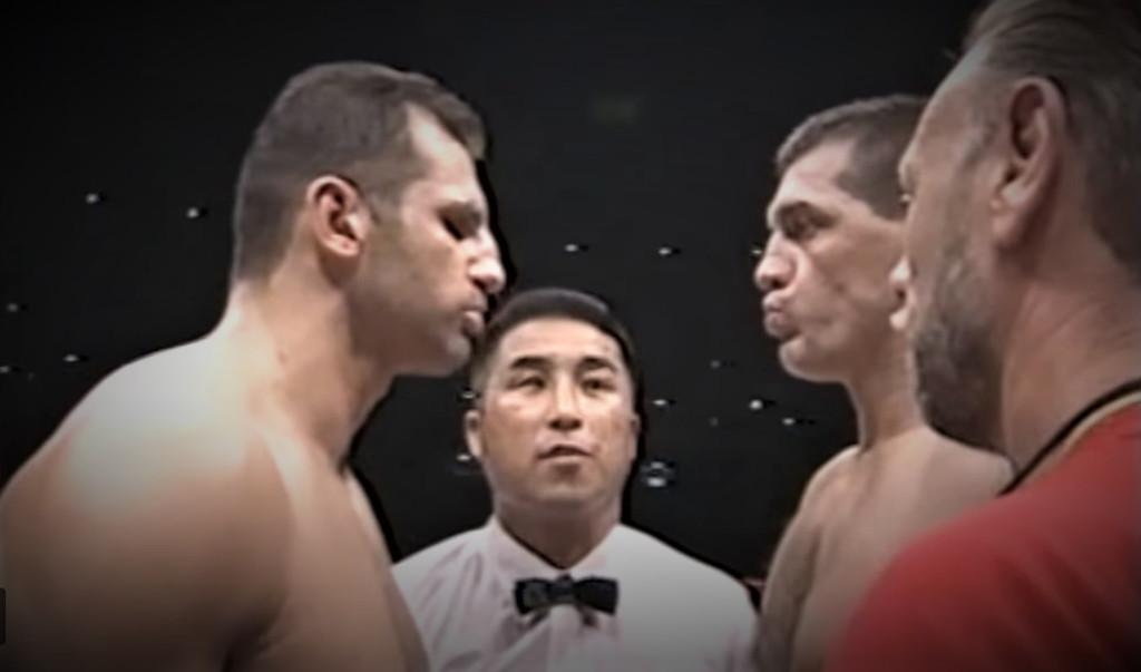 ブランコ・シカティック vs サム・グレコ