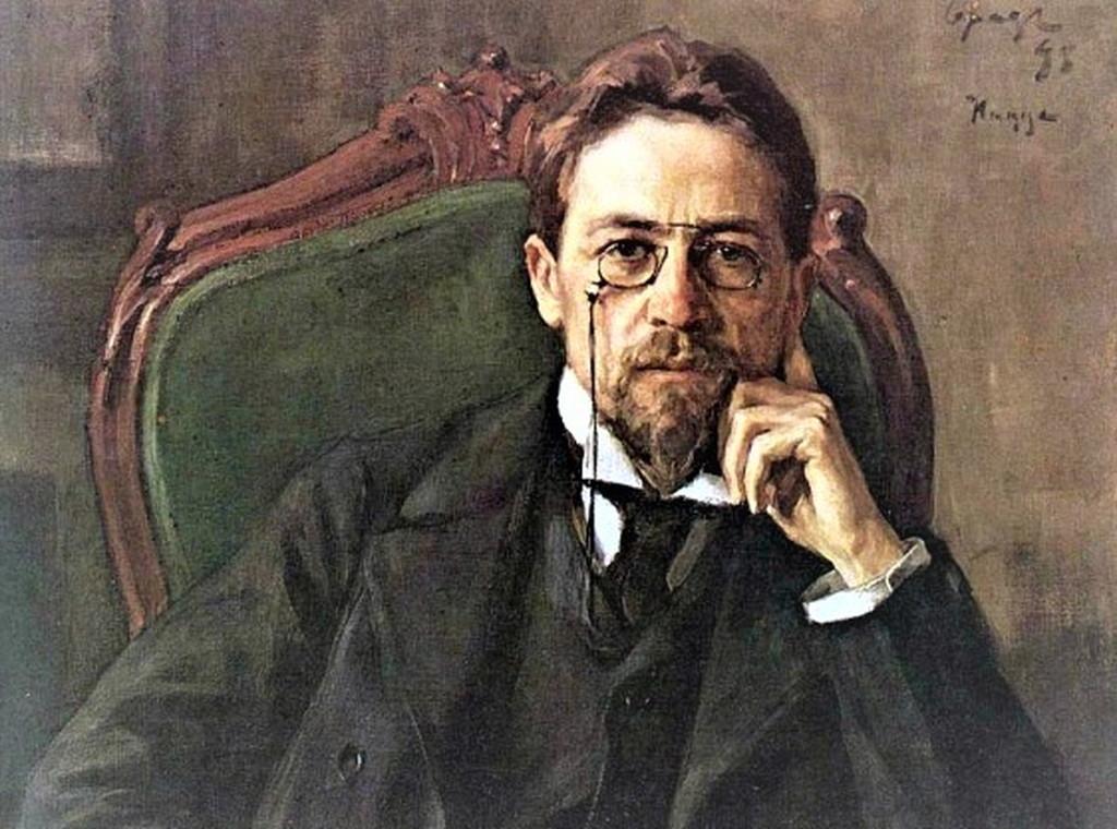 アントン・チェーホフ(Anton Pavlovich Chekhov)