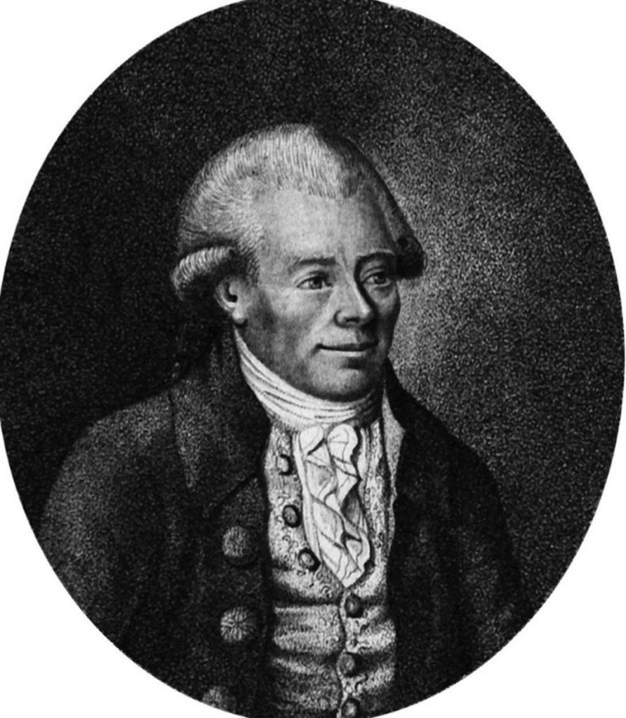 ゲオルク・クリストフ・リヒテンベルク(Georg Christoph Lichtenberg)