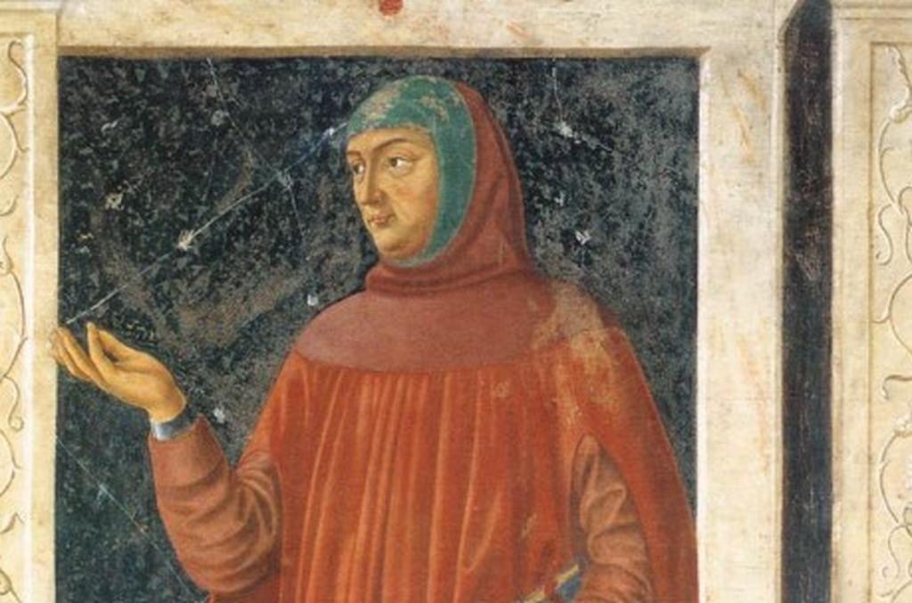 フランチェスコ・ペトラルカ(Francesco Petrarca)