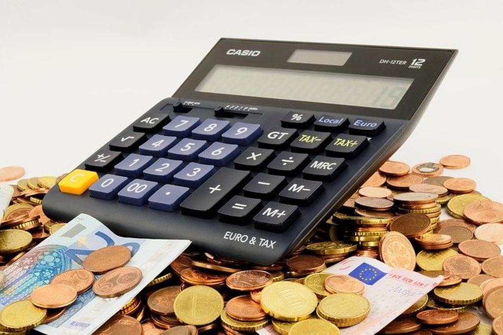 お金のため・・各種税金関係